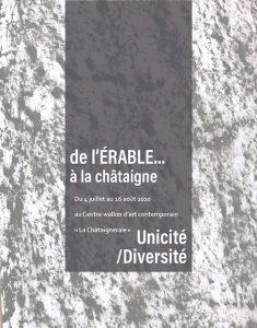 """Télécharger le catalogue """"Unité/Diversité"""""""