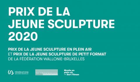 Prix de la jeune sculpture 2020