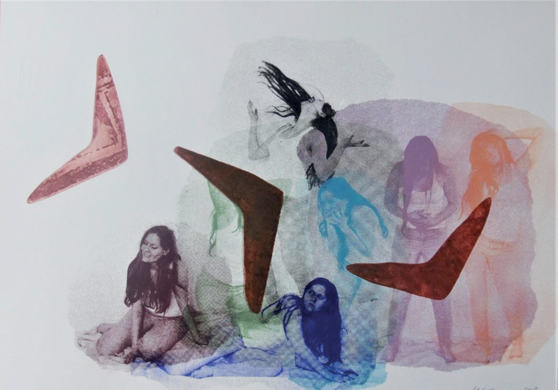 Marie-Christine Turcatte et Vincent Meesen-Bovy, gravure, 2018